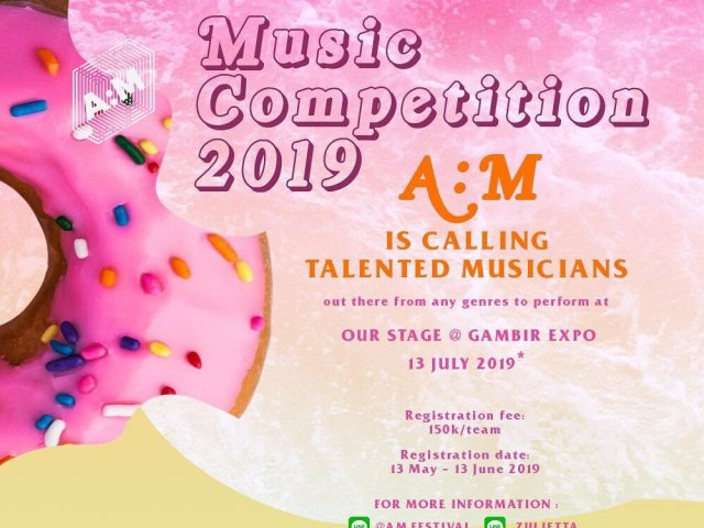 Festivals Music Competition