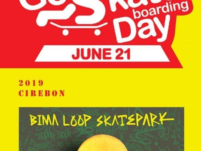Cirebon Go Skateboarding Day