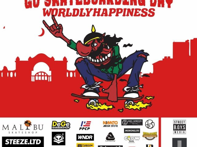 Go Skateboarding Day 2019 Solo