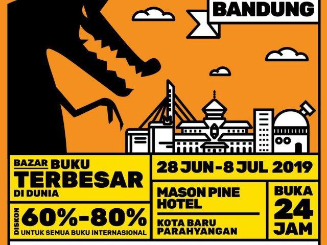 Big Bad Wolf Bandung 2019