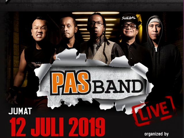 Music 86 with Pas Band Live