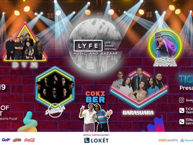 LYFE Music and Bazaar