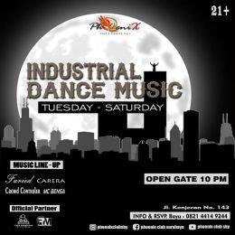 Industrial Dance Music