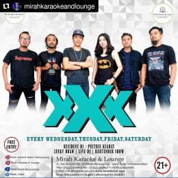 XXX At Mirah Karaoke And Lounge