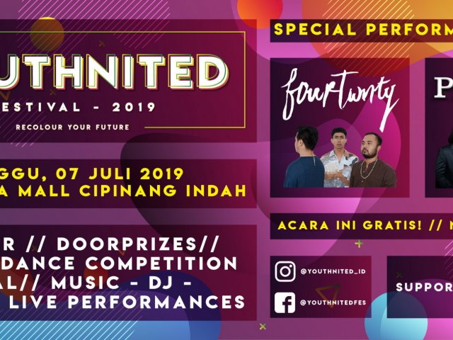 YOUTHNITED FESTIVAL 2019