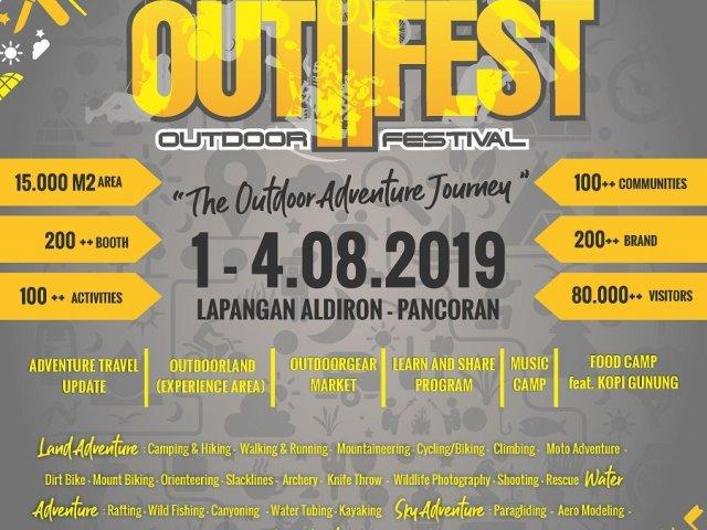 Indonesia International Outdoor Festival 2019