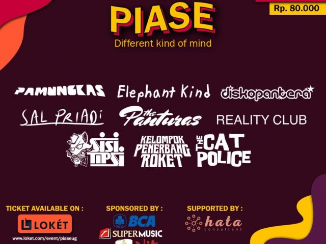 PIASE 2019 - Different Kind of Mind