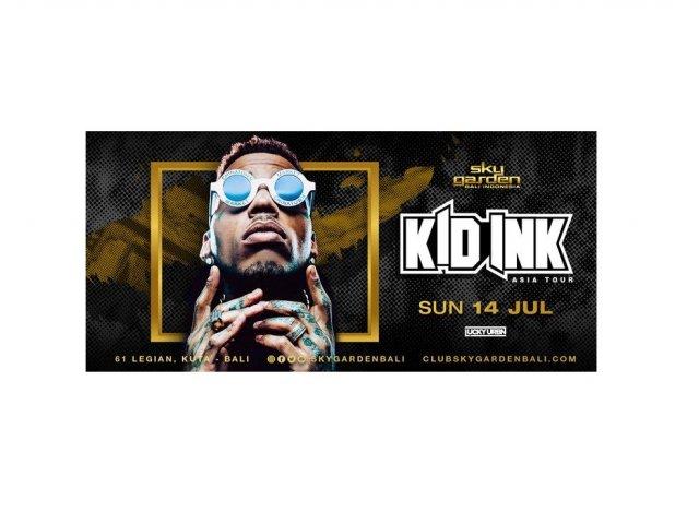 Kid Ink at Sky Garden