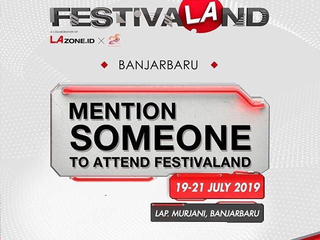 Festivaland Banjarbaru