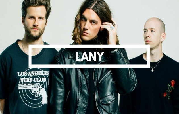 LANY Live in Jakarta