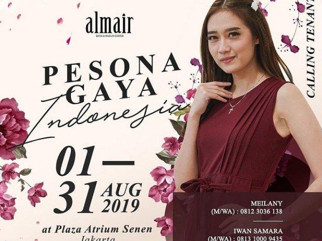 Almair Pesona Gaya Indonesia
