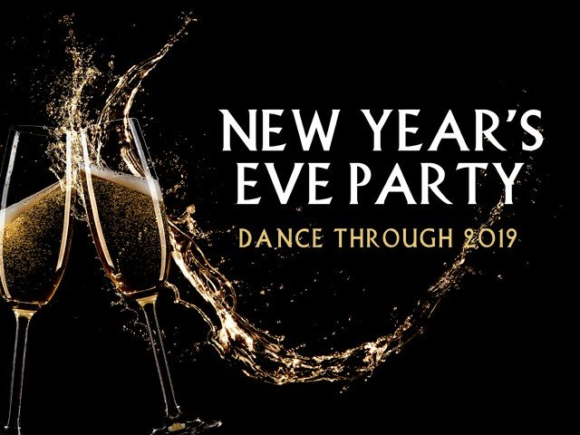 New Year's Eve Party: Dance Through 2019
