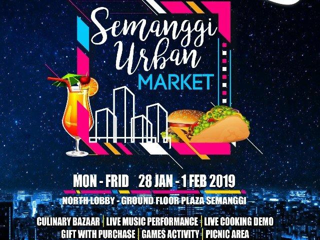 Semanggi Urban Market