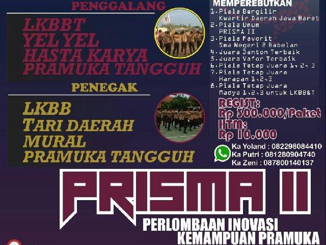 PRISMA II 2019