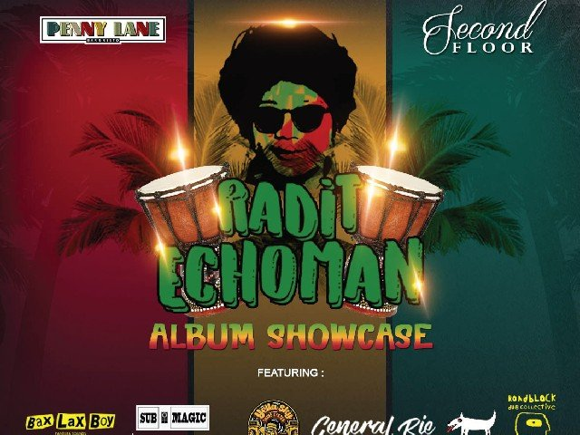 Radit Echoman Album Showcase