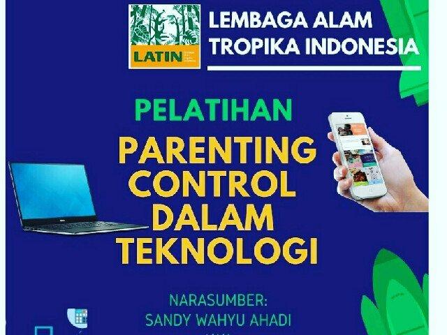 Pelatihan Parenting Control dalam Teknologi