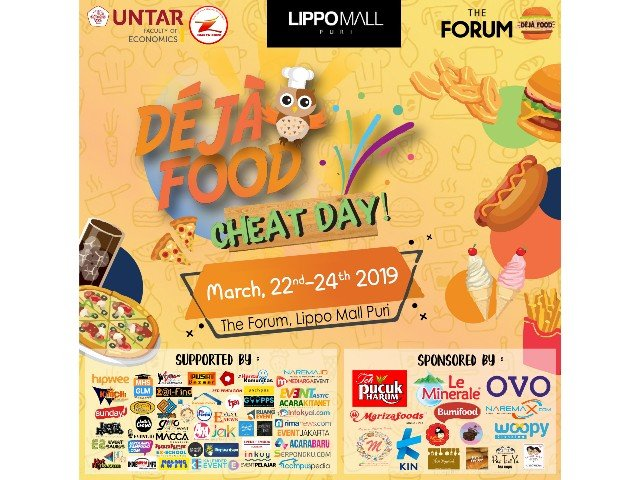 Deja Food 2019