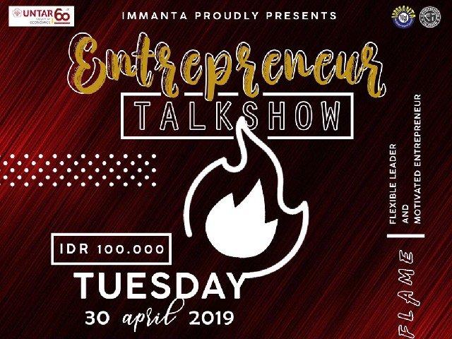 Entrepreneur Talkshow