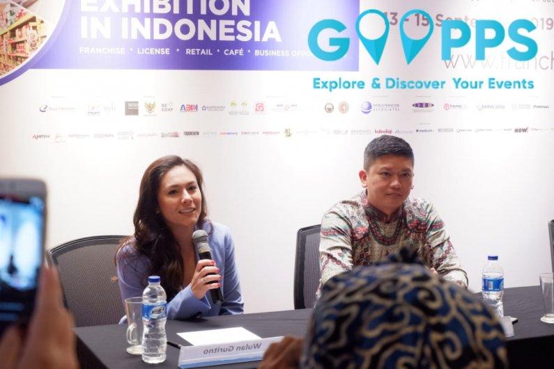 Pameran Waralaba Terbesar di Indonesia Siap Digelar