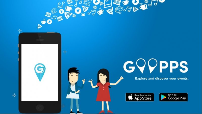 Goopps Startup Event Management Online