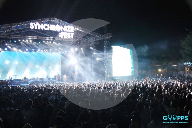 Mulai dari Sheila on 7, Deadsquad hingga Babang Tamvan buat Synchronize Fest 2019 Pecah