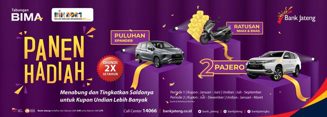 Promo Bank Jateng