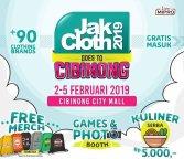 Jakcloth Goes To Cibinong 2019 On Cibinong City Mall Bogor