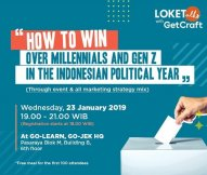 How to Win Over Millennials and Gen Z in the Indonesian Political Year