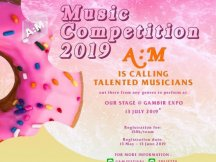 Festivals Music Competition