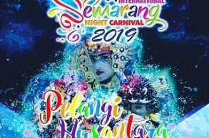 International Semarang Night Carnival 2019