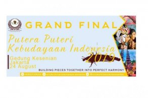 Grand Final Putera Puteri Kebudayaan Indonesia 2019