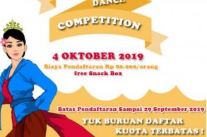 Tradisional Dance Competition