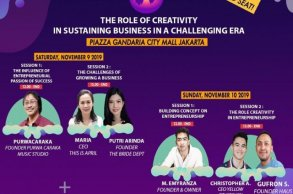 Universitas Indonesia Entrepreneur Series 2019
