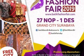 BATIK FASHION FAIR KE-4