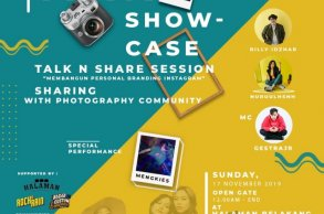 Mini Show Case Talk n Share