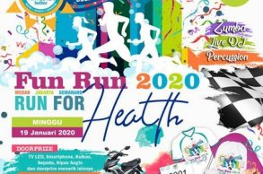 Fun Run 2020 RS Columbia Asia Semarang