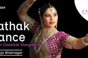 Kathak Dance: Indian Classical Storytelling with Pooja Bhatnagar