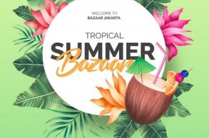 Tropical Summer Bazaar