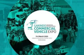 Gaikindo Indonesia International Commercial Vehicle Expo 2020