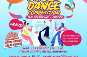 Kidz Dance Competition