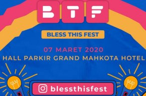 BLESS THIS FEST 2020