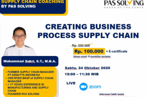 Coaching Online - Creating Business Process Supply Chain