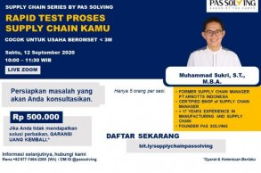RAPID TEST PROSES  SUPPLY CHAIN KAMU