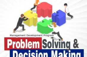Training Problem Solving & Decision Making Skills