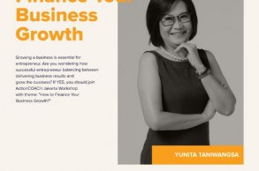 Workshop and Training: How to Finance Your Business Growth?
