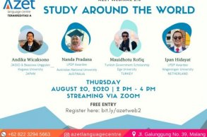 FREE Talk-Show Study Around The World: Australia, Netherlands, Japan, Turkey