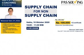 Online Event - Supply Chain for Non Supply Chain