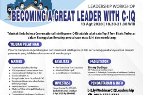 Training Leadership with Conversational Intelligence (C-IQ)
