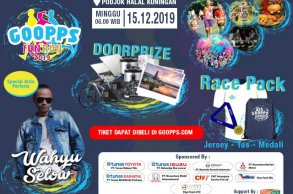 Goopps Fun Run 2019