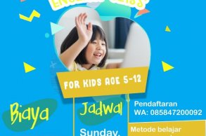 Free English Class for Kids